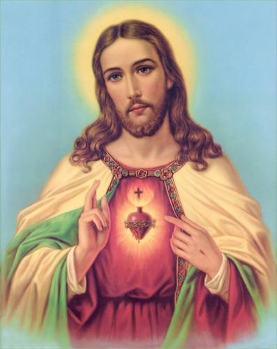 Jesus wallpaper entitled 5e6mzj2 sacred heart of jesus wallpaper