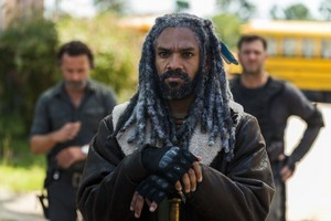 7x09 ~ Rock in the Road ~ Ezekiel, Rick and Richard