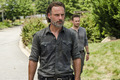 7x09 ~ Rock in the Road ~ Rick and Aaron - the-walking-dead photo