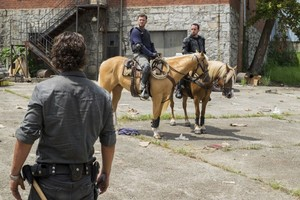 7x09 ~ Rock in the Road ~ Rick and Richard