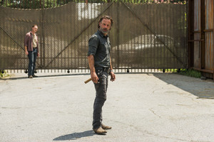 7x09 ~ Rock in the Road ~ Rick and Tobin