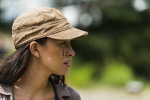 7x09 ~ Rock in the Road ~ Rosita