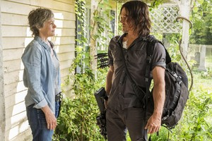 7x10 ~ New Best Friends ~ Carol and Daryl