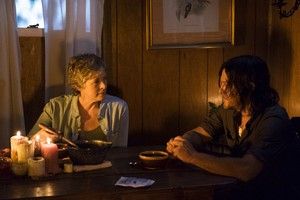 7x10 ~ New Best vrienden ~ Carol and Daryl