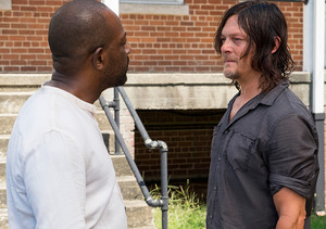 7x10 ~ New Best mga kaibigan ~ Daryl and morgan
