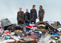 7x10 ~ New Best Friends ~ Rick, Jadis, Tamiel and Brion - the-walking-dead photo