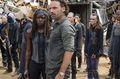 7x10 ~ New Best Friends ~ Rick and Michonne - the-walking-dead photo