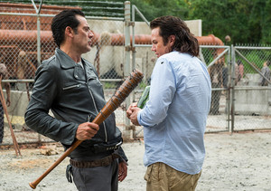 7x11 ~ Hostiles and Calamities ~ Eugene and Negan