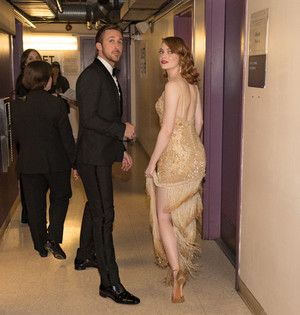 89th Annual Academy Awards - Backstage
