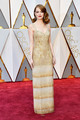 89th Annual Academy - Red carpet - emma-stone photo