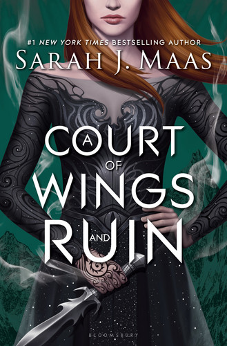 A court of thorns and roses series wallpaper titled A Court of Wings and Ruin -- US Cover Reveal