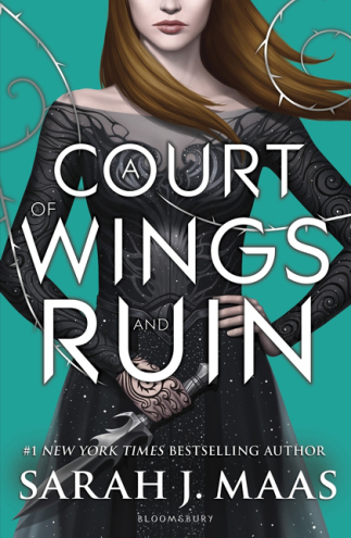 A court of thorns and roses series wallpaper called A Court of Wings and Ruin -- US Cover Reveal