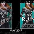 A Court of Wings and Ruin -- US Cover Reveal