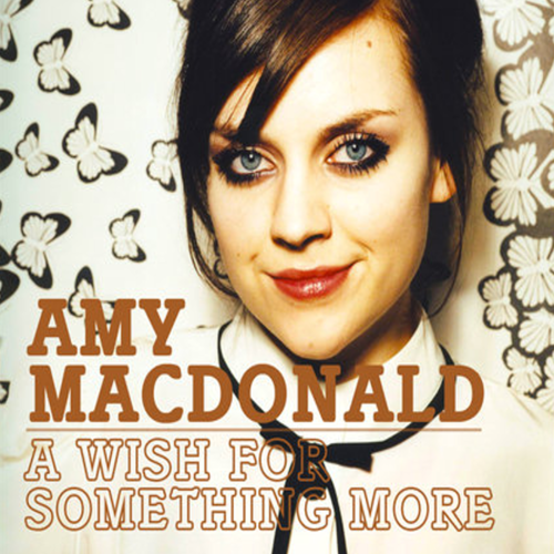 Amy Macdonald - Wish For Something More - YouTube