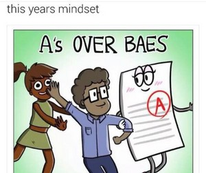A's over Baes