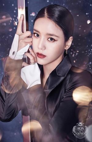 AOA Hyejeong - Bing Bing