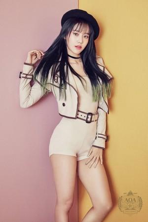 AOA Hyejeong - Excuse Me