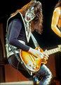Ace ~Burbank California...April 1, 1975  - kiss photo