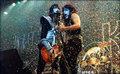Ace and Paul ~Baton Rouge, Louisiana...December 27, 1977 - kiss photo