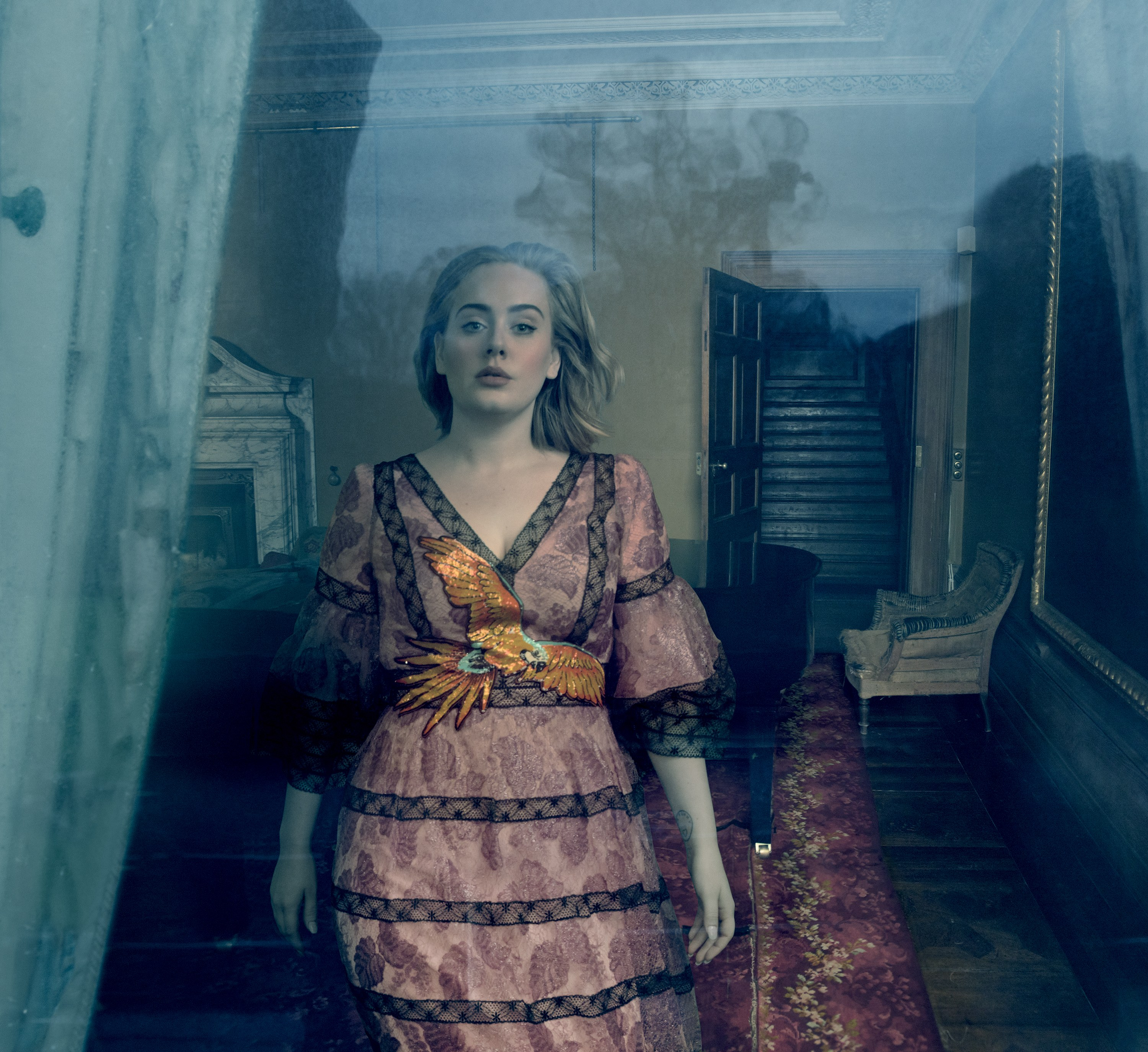 735facbb59c5 Adele images Adele for Vogue HD wallpaper and background photos ...