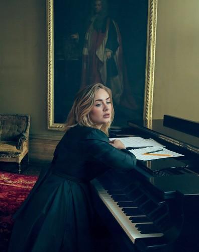 Adele wallpaper titled Adele for Vogue