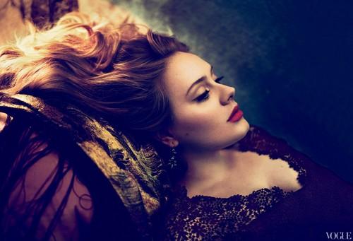 Adele wallpaper entitled Adele for Vogue