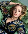 Adele for Vogue  - adele photo