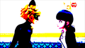 Adrienette/Ladynoir - Moviemaker Art - animated-couples fan art