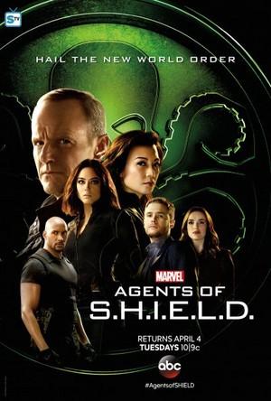 Agents of S.H.I.E.L.D. - Season 4C - Poster