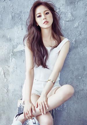 Ahn So Hee for Cosmopolitan Korea August 2016