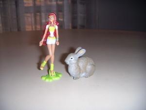 Aisha e il coniglio