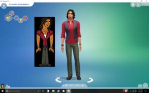 Alejandro: Sims 4