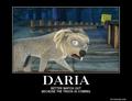 Alpha And Omega Daria meme. - alpha-and-omega photo