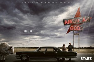 American Gods Official Poster