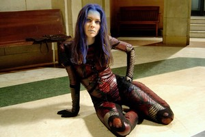 Amy Acker as Illyria