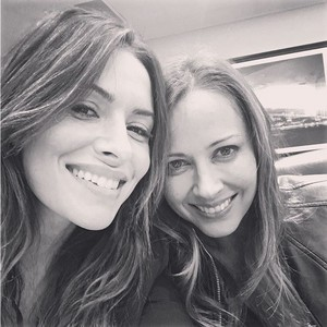 Amy and Sarah at ClexaCon 2017