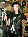 Andy Biersack - andy-sixx photo