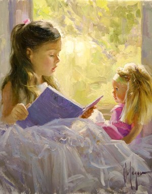 Angel by Vladimir Volegov
