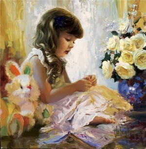 Angel door Vladimir Volegov