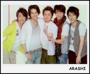 Arashi 壁纸
