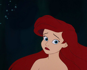Ariel With Arista's Face