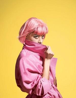 Aubrey Plaza - New York Post Photoshoot - February 2017