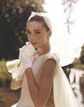 Audrey In Her Wedding Dress - audrey-hepburn photo