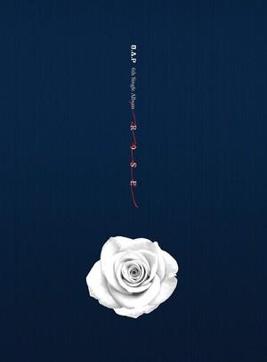 B.A.P has revealed their album cover for 'Rose'!