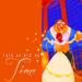 BATB - Belle and the Beast - disney-princess icon