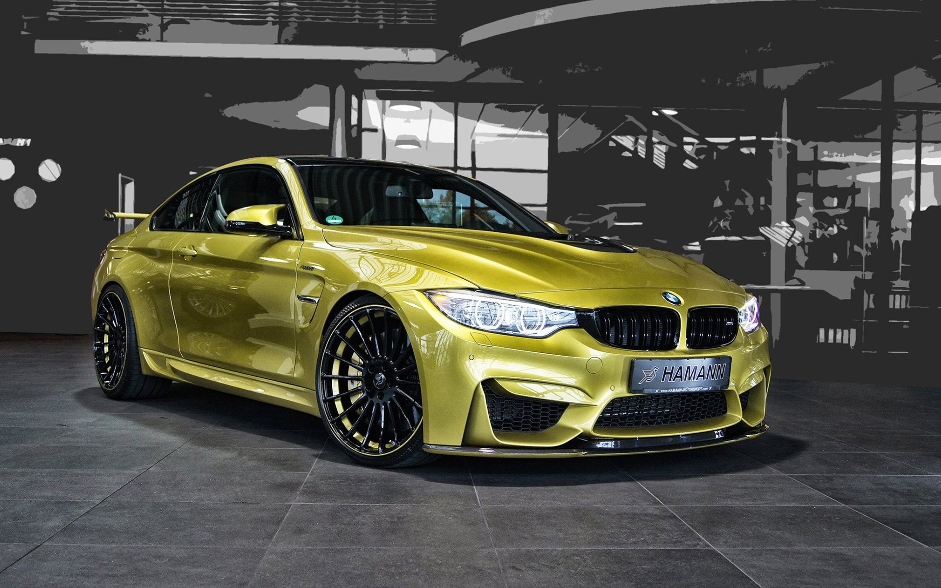 Bmw M4 Golden Bmw Fondo De Pantalla 40229540 Fanpop