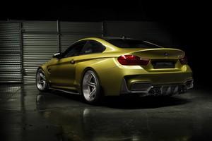 BMW M4 (Golden)