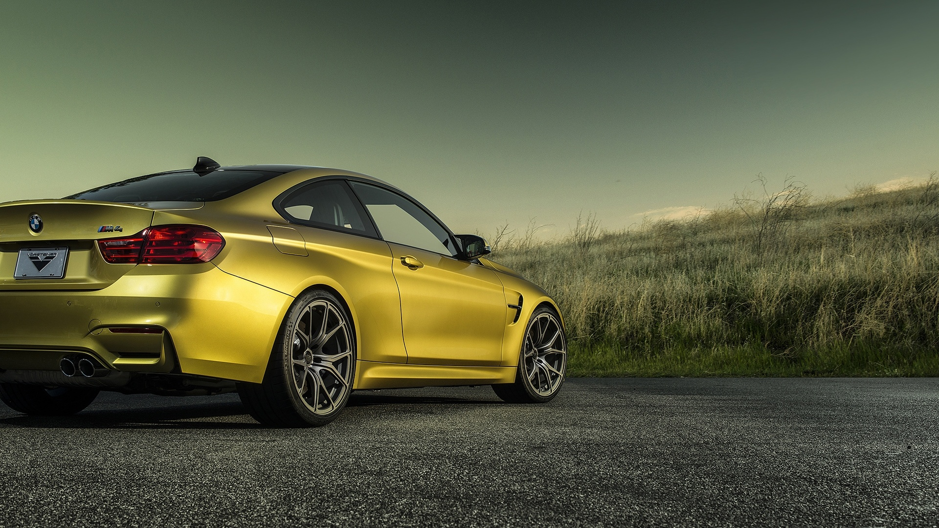 BMW M4 F82 (Golden)