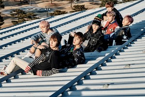 "Bangtan Boys In New Concept fotos For ""You Never Walk Alone"""
