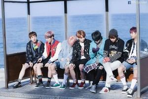 방탄소년단 'You Never Walk Alone' Album Photoshoot Sketch